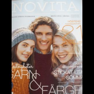 Novita magasin höst 2016